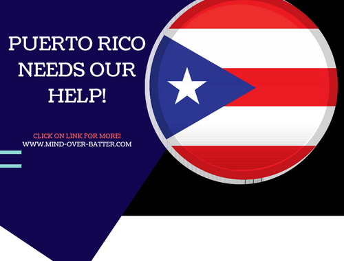 Puerto Rico Needs Our Help!
