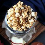 Apple Maple Caramel Corn