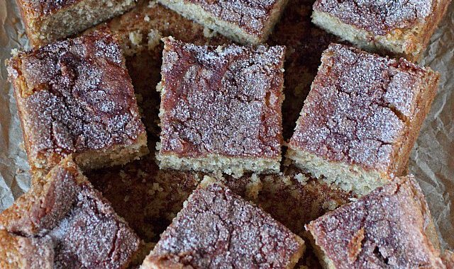 Snickerdoodle Snack Cake